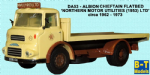DA53 Base Toys Albion Chieftan F/bed Northern Motor